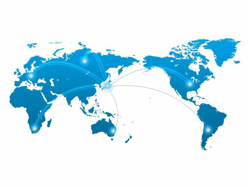 世界での人口は全体の約3割で、日本に続いて多いのは韓国。