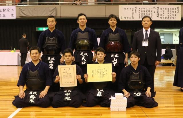北海道が21年ぶりの栄冠 第66回全日本都道府県対抗大会