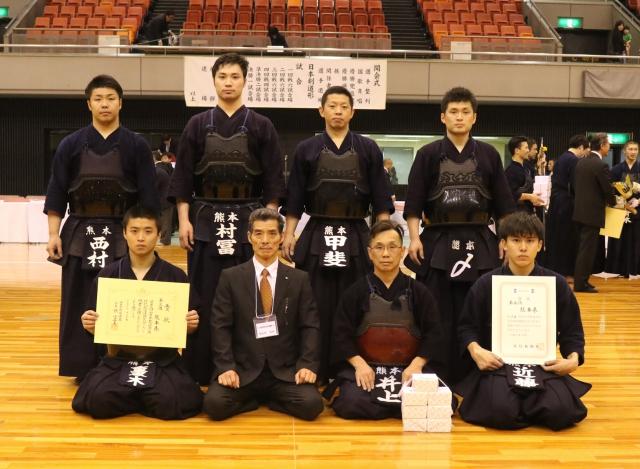 3位・熊本県
