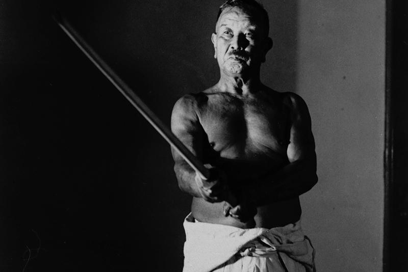 剣道の「教え」探求 -目付(めつけ)