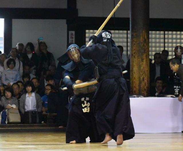 榊悌宏(千葉)×山田久夫(愛知)