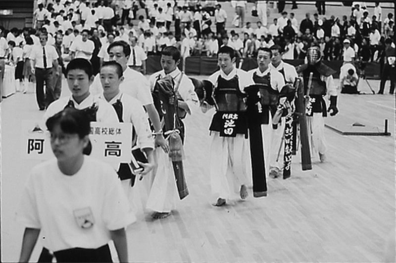 阿蘇高校(1996年 インターハイ)