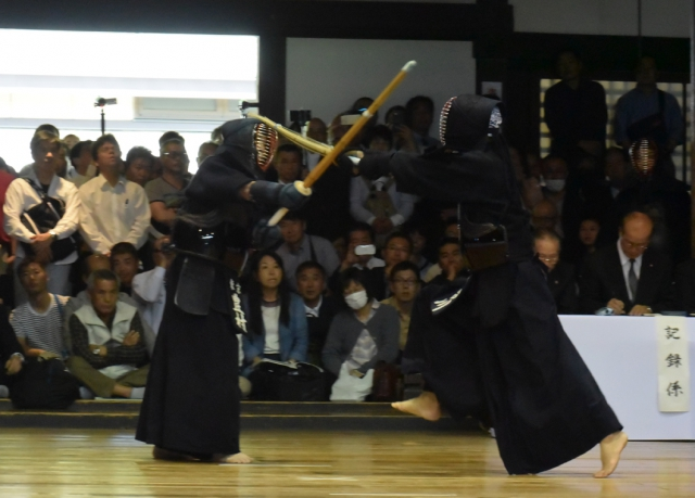 古川和男(北海道)×豊村東盛(東京)