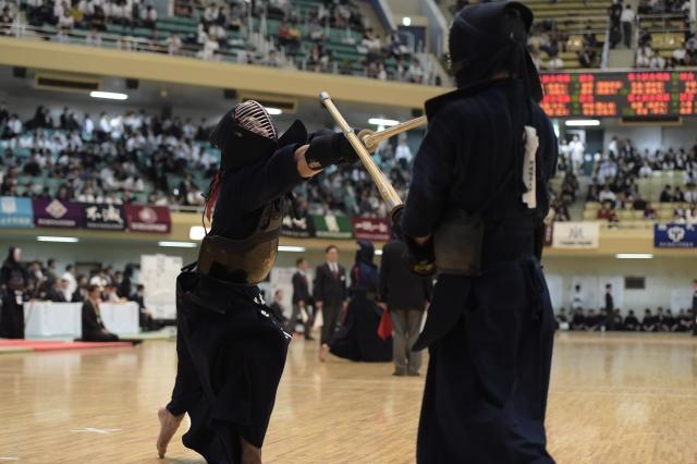 安井選手の両手ヅキ