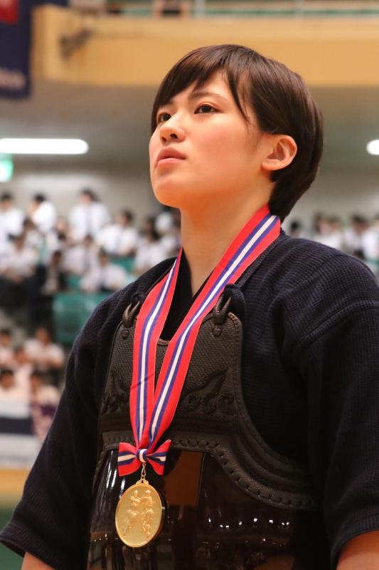 優勝・藤﨑薫子